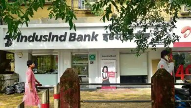 IndusInd Bank stock today fell 0.81% to close at  ₹1,191.95 on NSE. (MINT_PRINT)