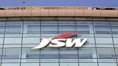 Shares of JSW Steel ended at  ₹673.45, down by  ₹11.90, or 1.74 % on the BSE.