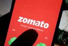 Zomato Ltd.'s stock price on Tuesday fell to a day low of Rs137.25 apiece, after opening at a high of Rs144.9 apiece on Tuesday morning. (REUTERS)